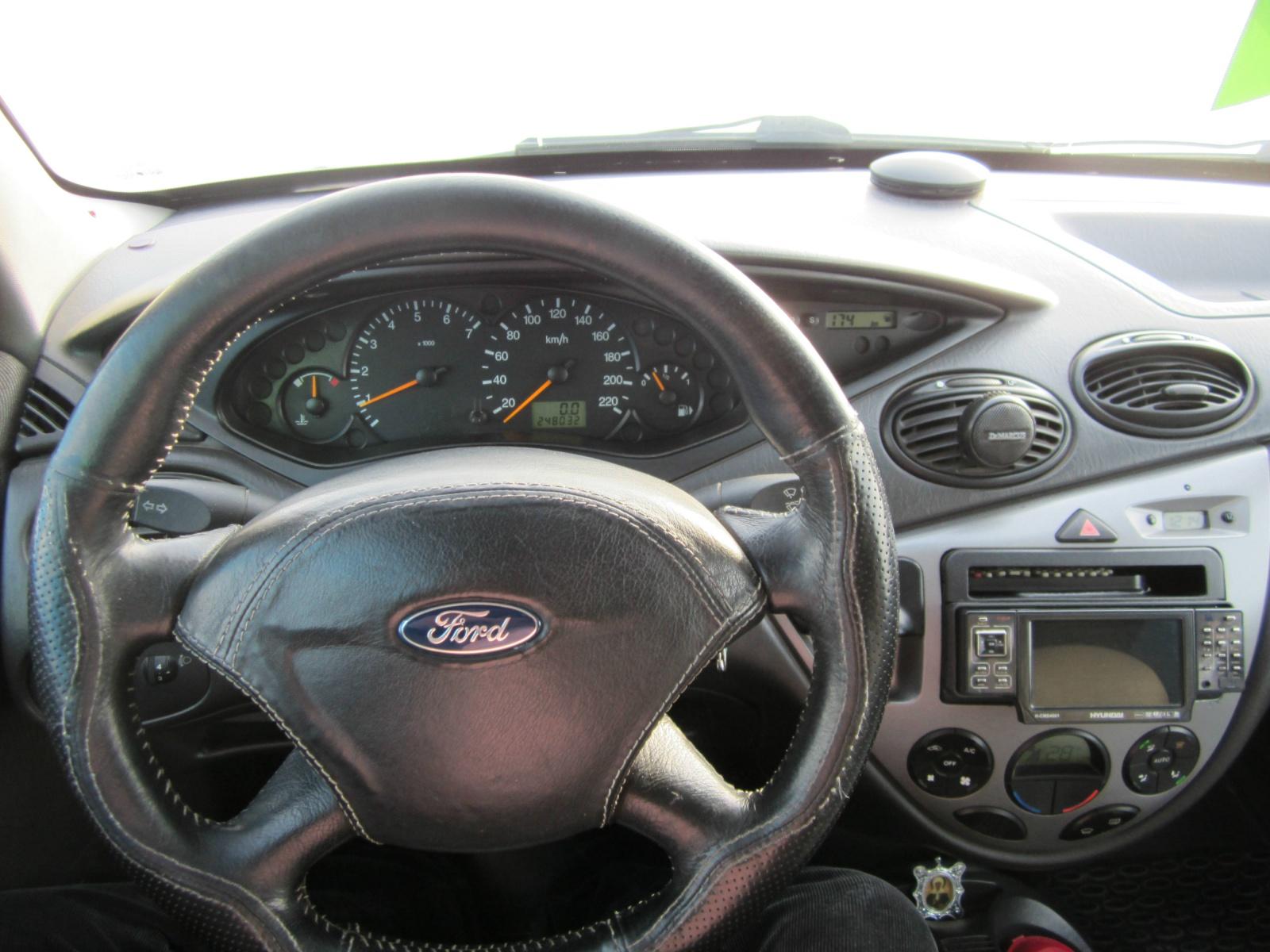 Форд фокус 2 фото