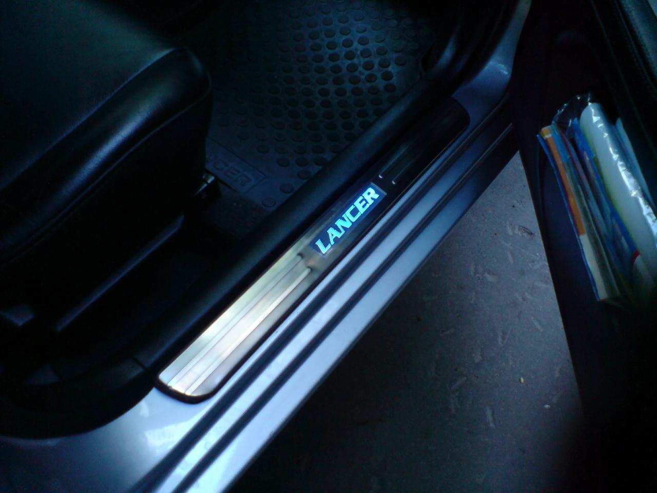 Накладка с подсветкой на пороги своими руками Схема-авто 38