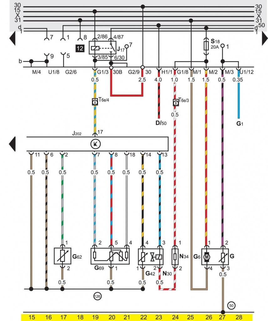 Топливная система Mono-Jetronic(все модели до 1994 года) .