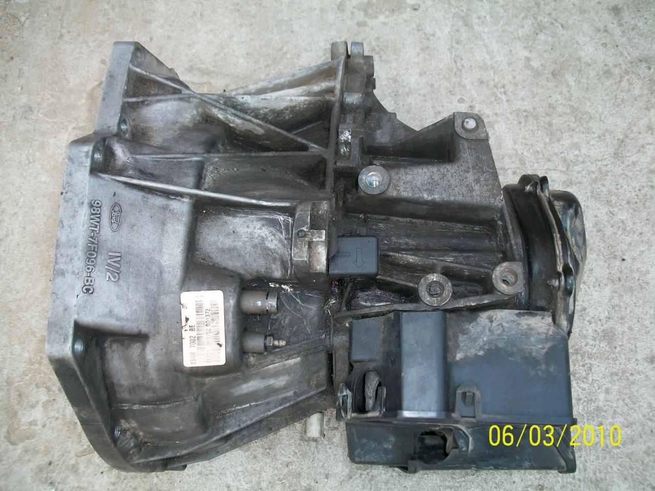 МКПП (механическая коробка переключения передач) для Ford ...