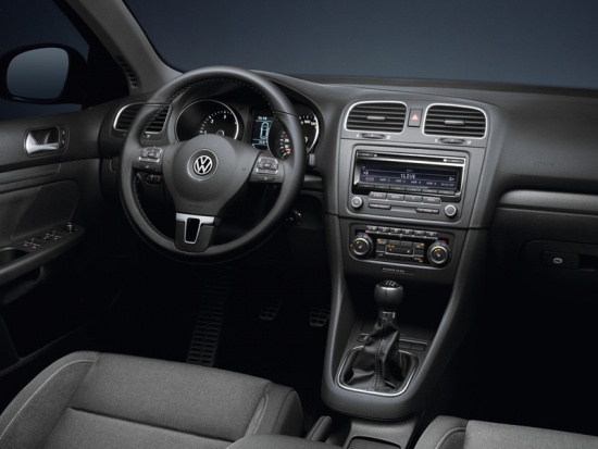 Volkswagen Golf Style - уже в России