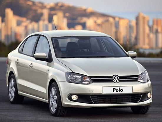 Volkswagen Polo Sedan - уже в продаже