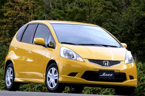 Honda отзывает 1,35 млн. автомобилей Jazz