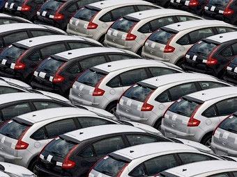 В 2010 году импорт автомобилей в Россию вырос на 30%