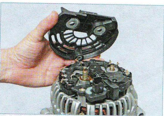 Ремонт генераторов своими руками фото рено логан