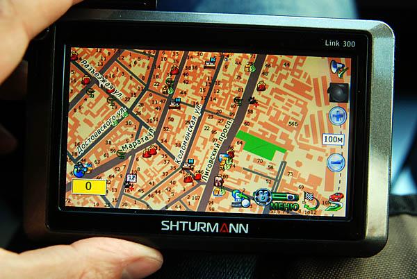 "Тест навигации ""Автоспутник"" - Статьи GPS-навигация - AutoPeople"