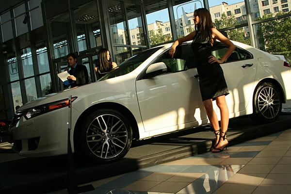 Выбор нового автомобиля и автозалог в Москве
