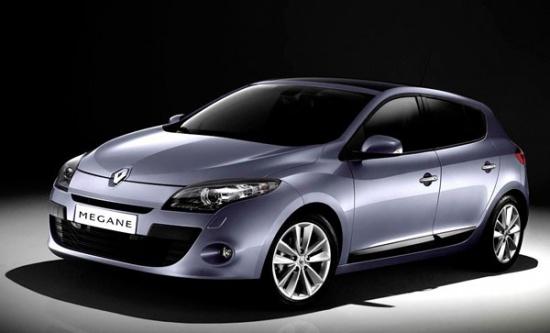 Renault Megane – запуск продаж спецверсии в России