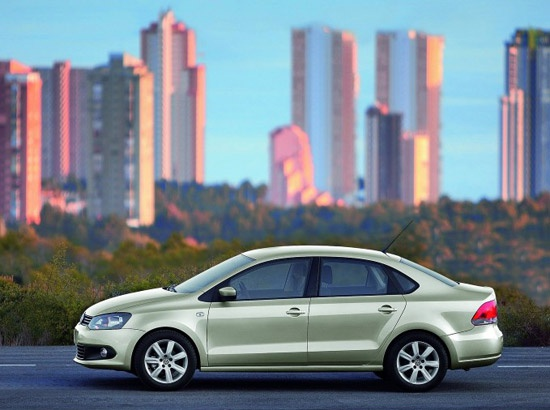 VW Polo Sedan пополнил утилизационный список