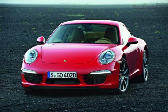 Porsche отзывает 911, Boxster и Cayman