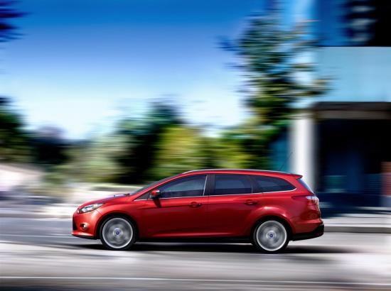 Новый универсал Ford Focus - старт продаж