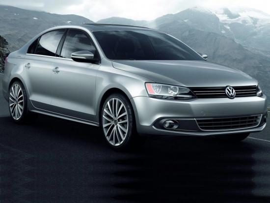 Volkswagen покажет в Детройте гибридный Jetta