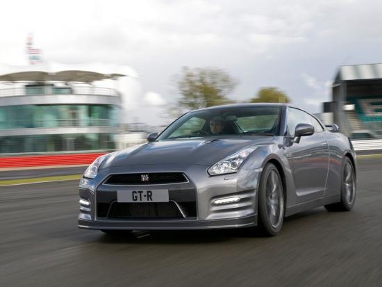 Обновленный Nissan GT-R - старт прием заказов