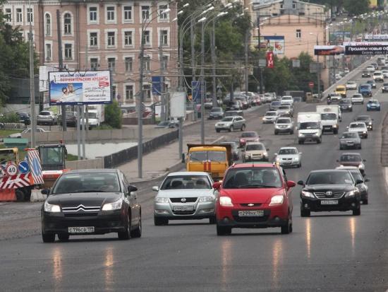 Штрафы для Москвы и Петербурга повысят до 3 тысяч рублей