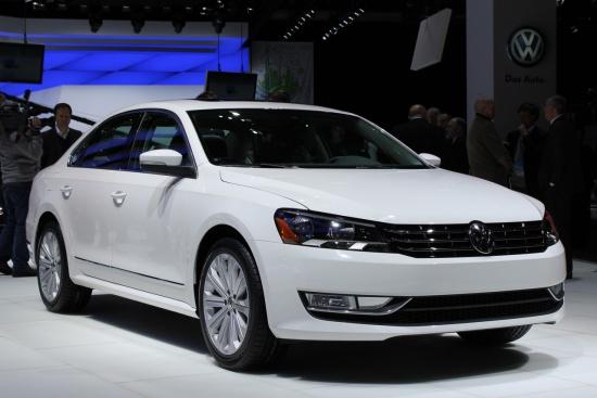 Volkswagen Passat для США будет круче и дешевле российского
