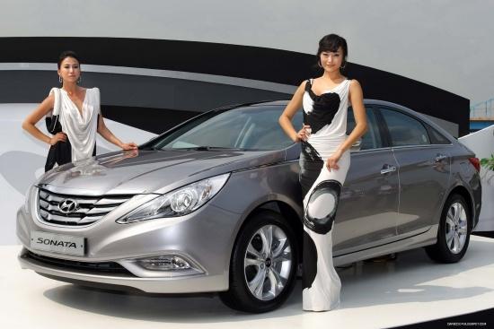 Hyundai Sonata получит две новые комплектации в России