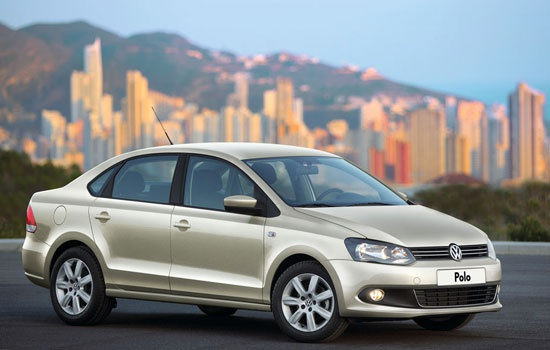 Новый Volkswagen Polo седан - от 399 000 руб