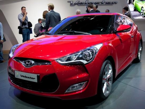 Hyundai Veloster - скоро в России