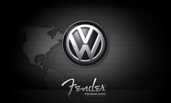 Volkswagen начал сотрудничество с Fender
