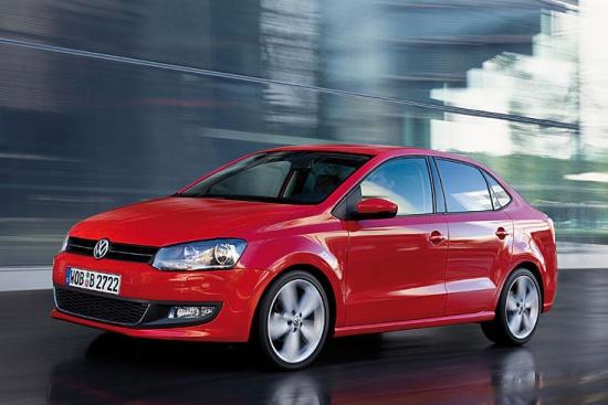 Volkswagen Polo седан стал дороже