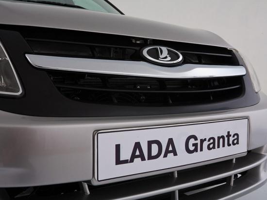 Lada Granta начнут собирать на ИжАвто в 2013 году
