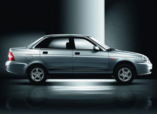 Обновленная Lada Priora - уже в продаже.