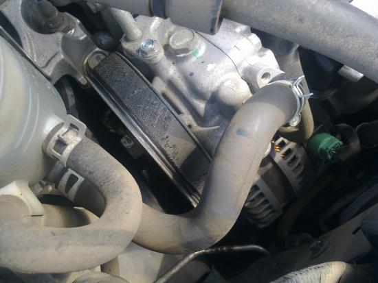 Хонда срв ремень генератора замена