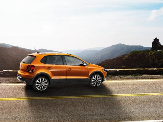 Volkswagen CrossPolo - скоро в России