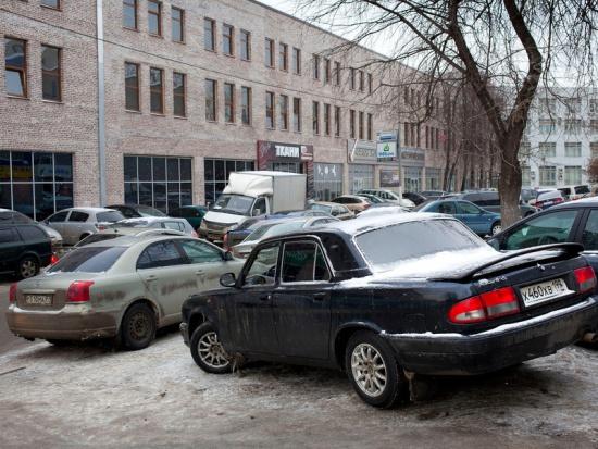 Час парковки в центре Москвы будет стоить 300-500 рублей
