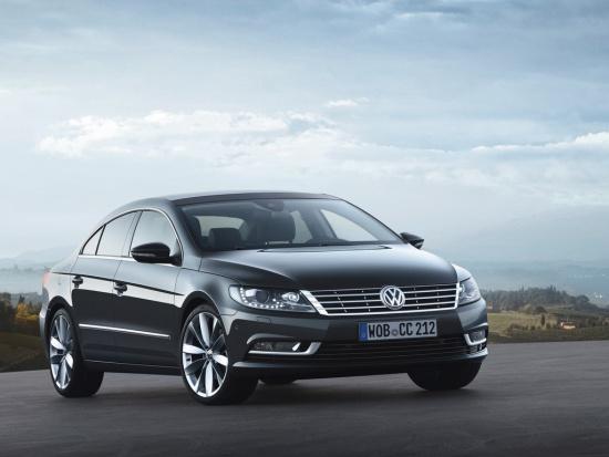 Volkswagen обновил Passat CC