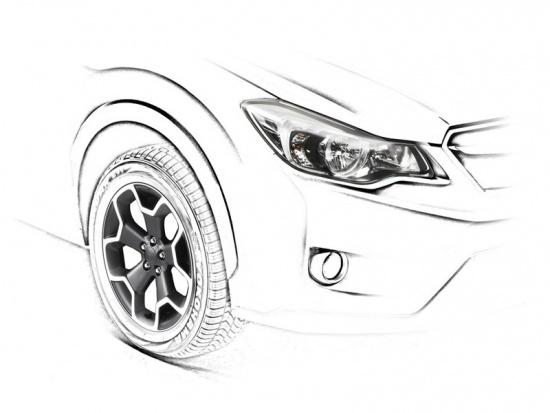 Заднеприводное купе от Subaru -официальное имя