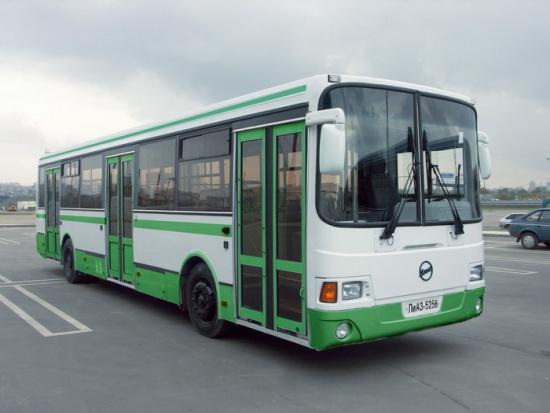 В автобусах Москвы появился бесплатный интернет