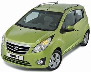 В Узбекистане готовят к выпуску новый Daewoo Matiz