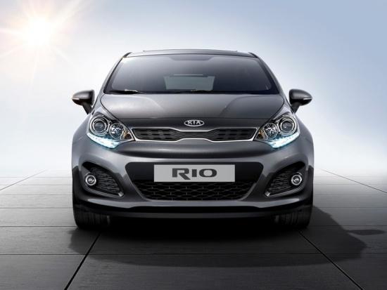 Производство российского Kia Rio начнется 15 августа