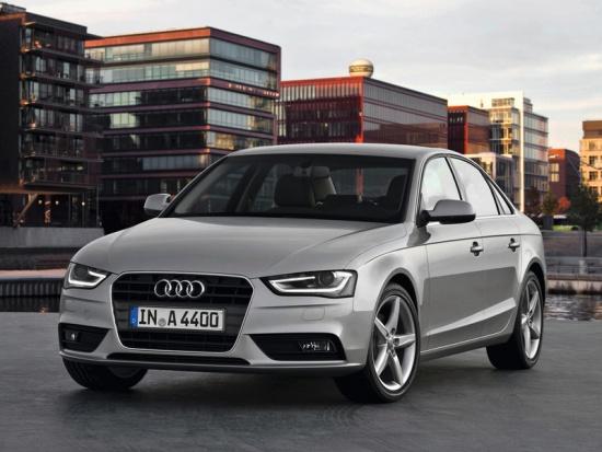 Новое поколение Audi A4 - российские цены