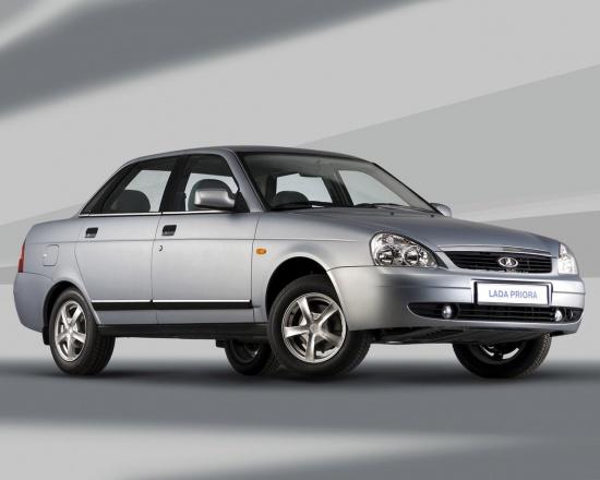 Автомобили Lada начали дешеветь