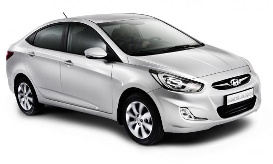 В госпрограмму льготного кредитования включен Hyundai Solaris.
