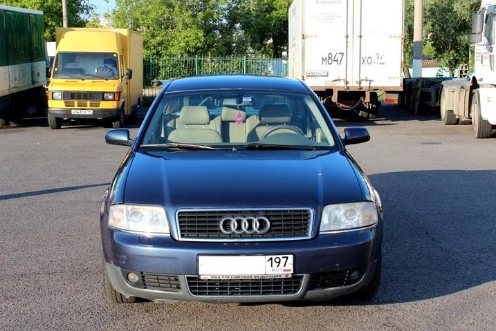 Продам легковой автомобиль 2002 Audi A6. Пневмоподвеска. привод