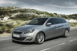Peugeot 308 SW рассекречен