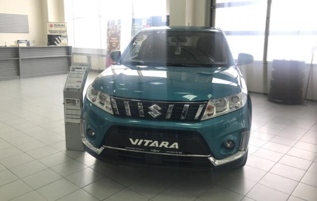 Suzuki Vitara 2019 комплектация GL+