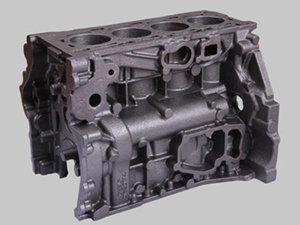 Блок двигателя JLE-4G18TD
