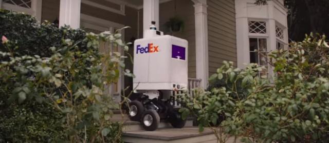 Планируется доставка грузов до двери