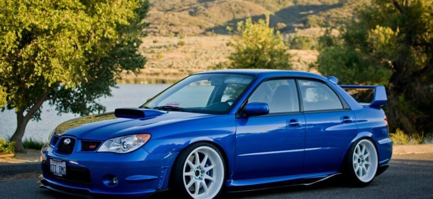 Обзор Subaru Impreza WRX 2007: спорный компромисс