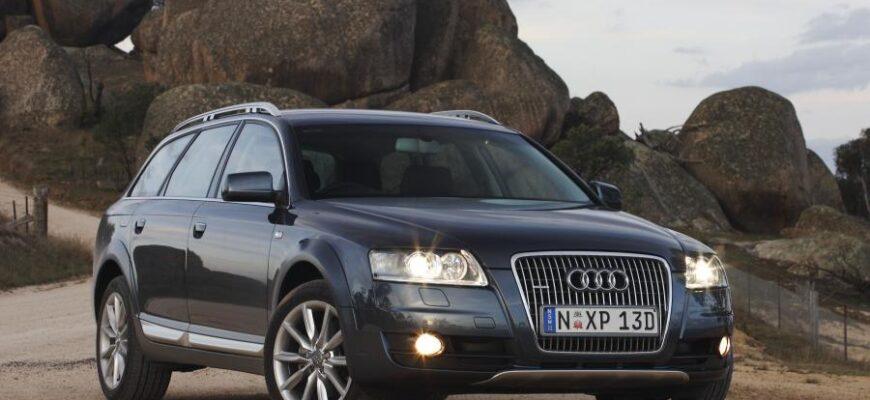 Обзор Audi Allroad Quattro – универсальный солдат
