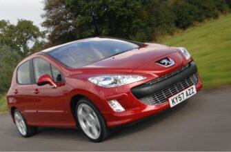 Peugeot 308 2008 года: «Гольф» по-французски
