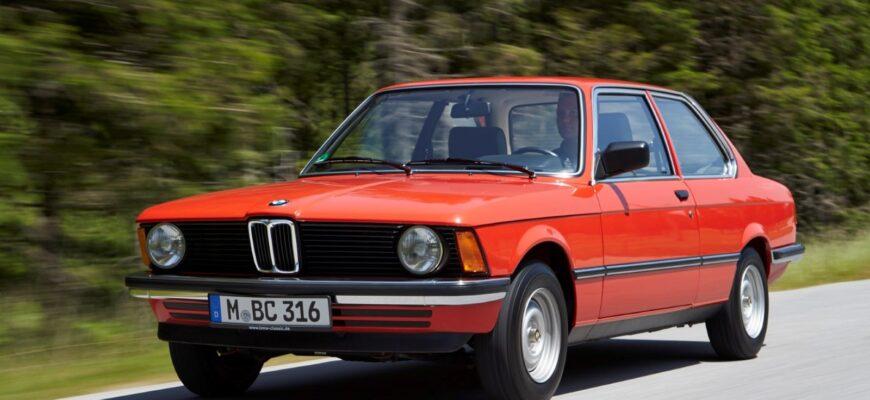История BMW 3-й серии – 33 года успеха