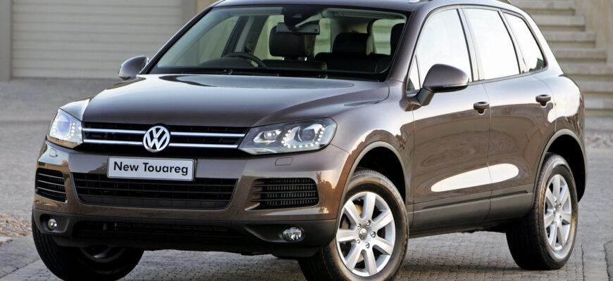Обзор и тест-драйв Volkswagen Touareg 2010