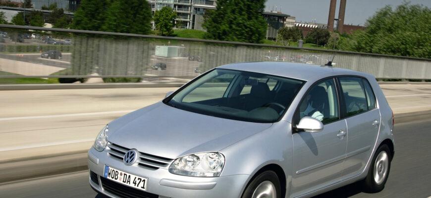 Тест-драйв VW Golf TSI 5-го поколения