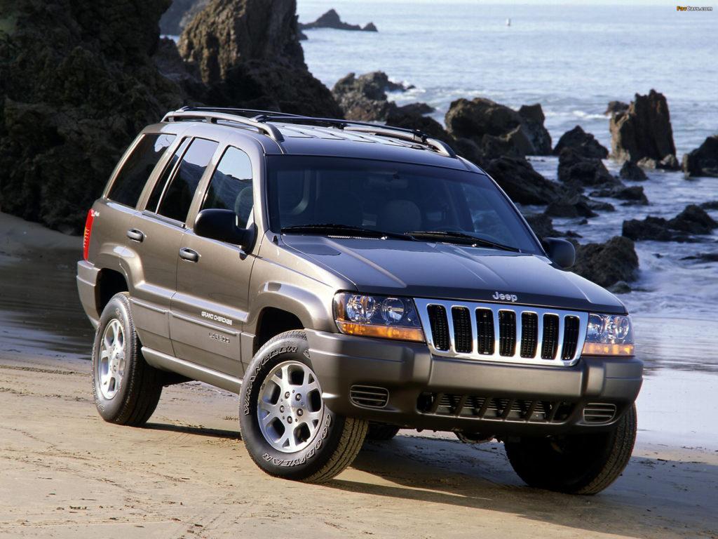 Jeep Grand Cherokee - все о легенде автопрома