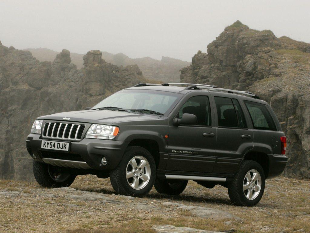 Jeep Grand Cherokee III (2004 г)